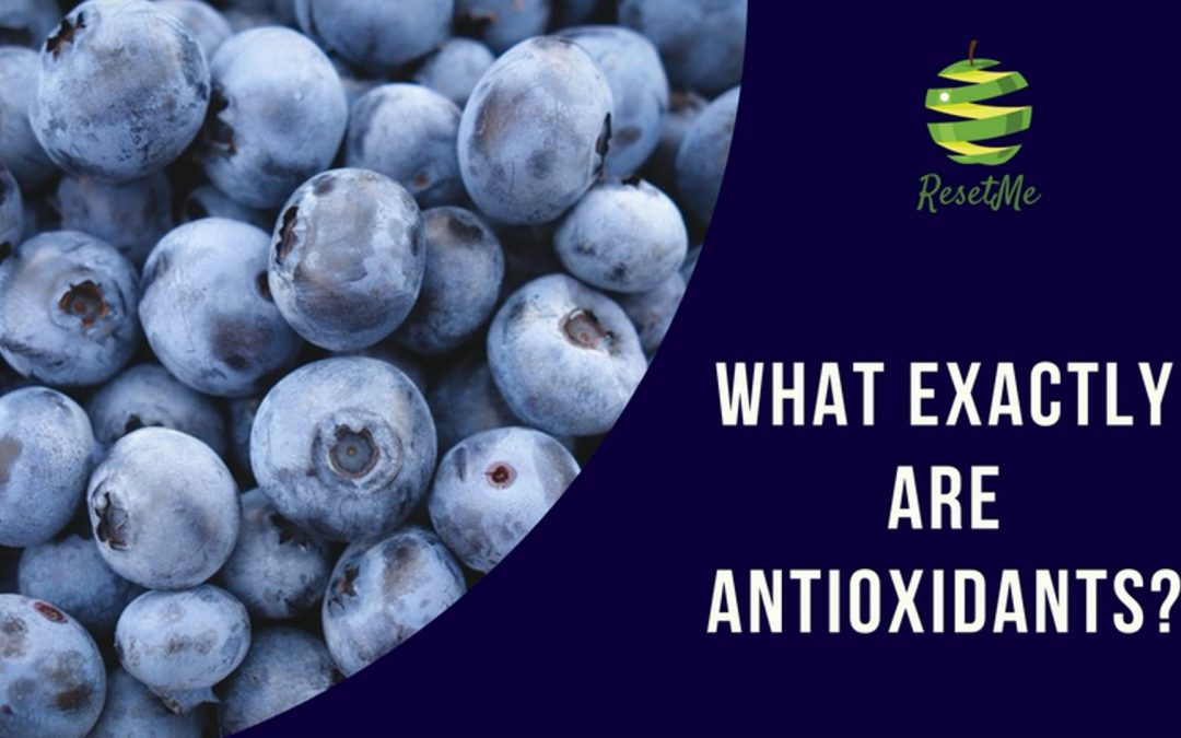 What are antioxidants and free radicals?