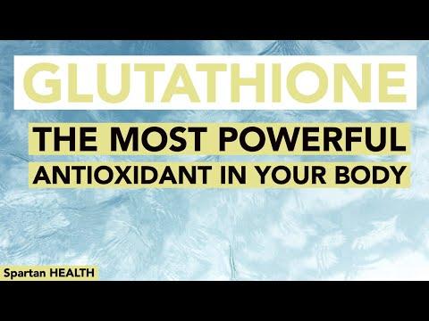 Glutathione: the most powerful antioxidant in your body // Spartan HEALTH 037