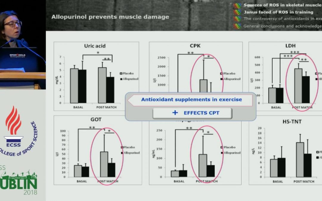 An Update on Antioxidants in Muscle Adaptation to Exercise Training