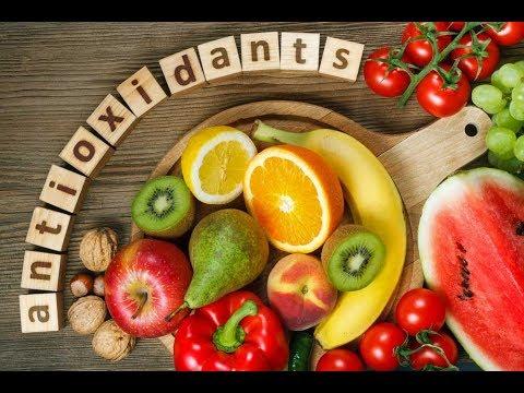 Top 10 Antioxidant Foods