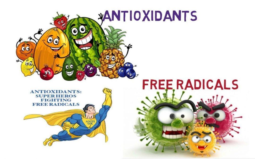 Free radicals vs Antioxidants-War within our body Hindi