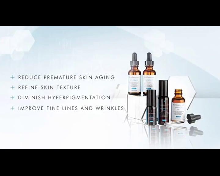 SkinCeuticals Presents: Antioxidants & Free Radicals Explained
