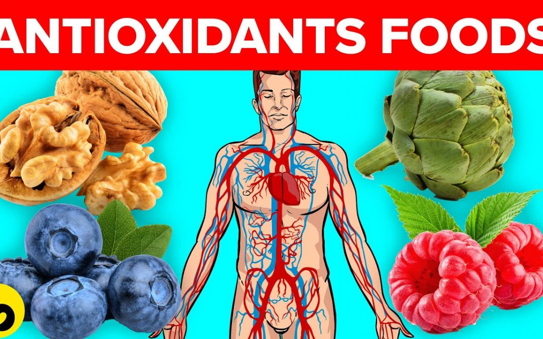 Eating Foods High In Antioxidants Would Do This To Your Body