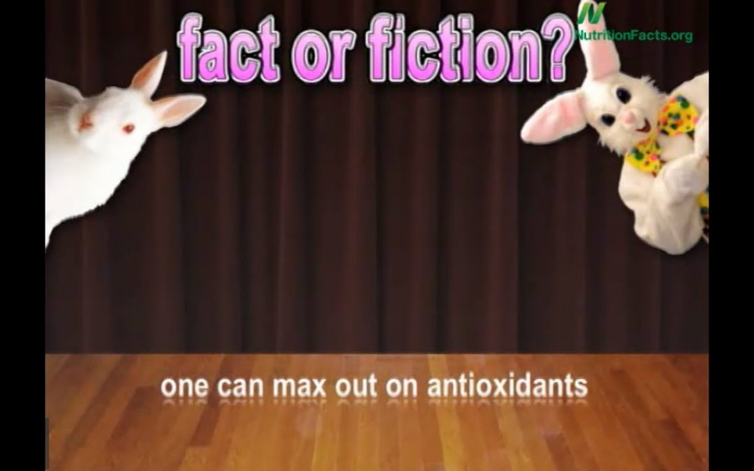 Maxing Out on Antioxidants